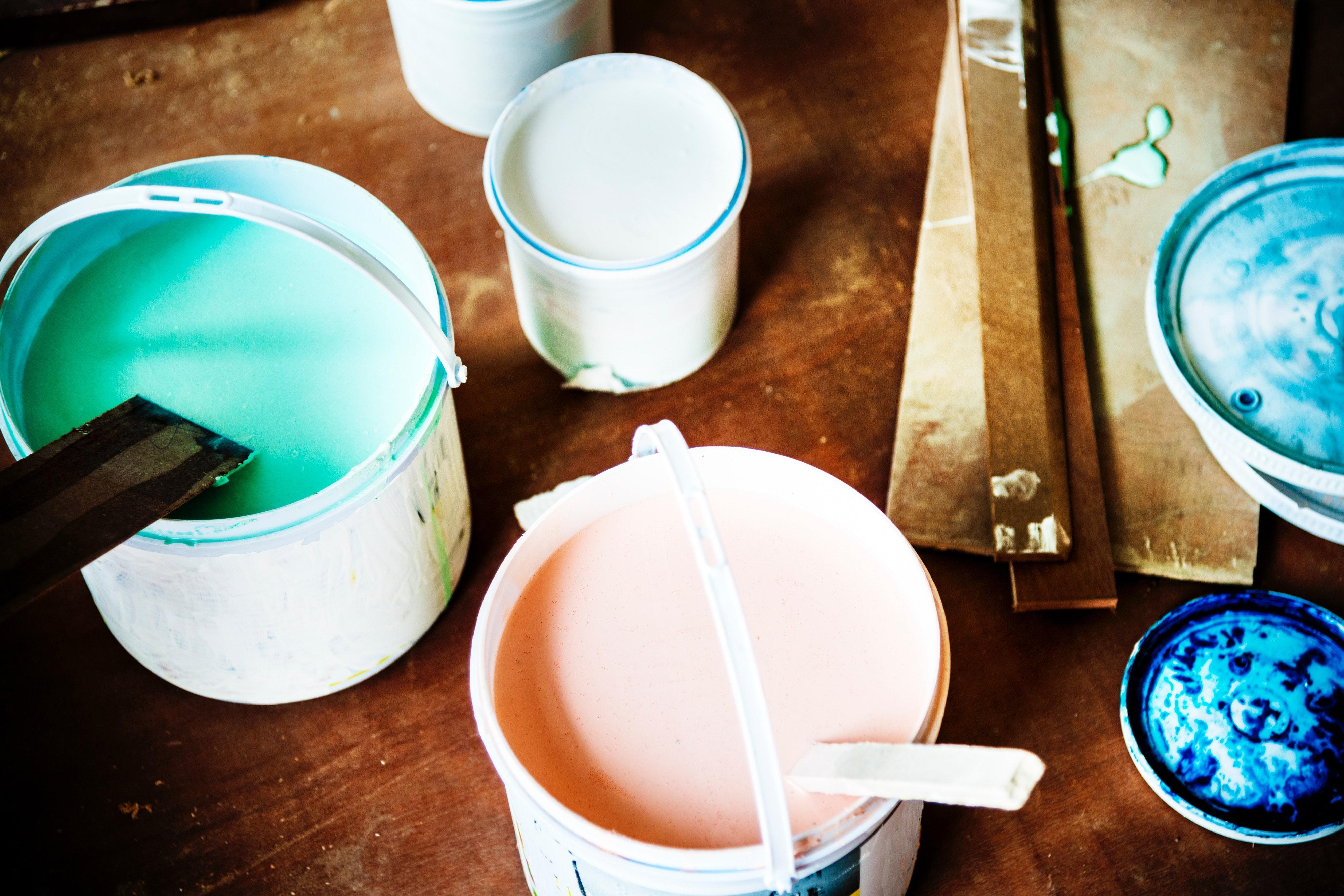 adhesive mixers